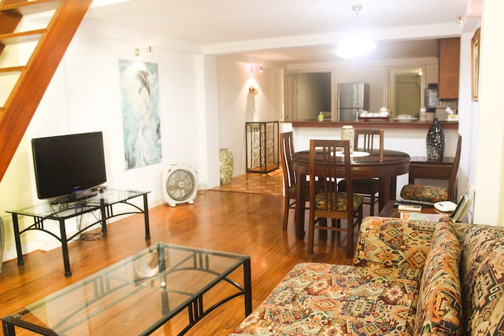 Sunny Appartment-Tran Hung Dao street