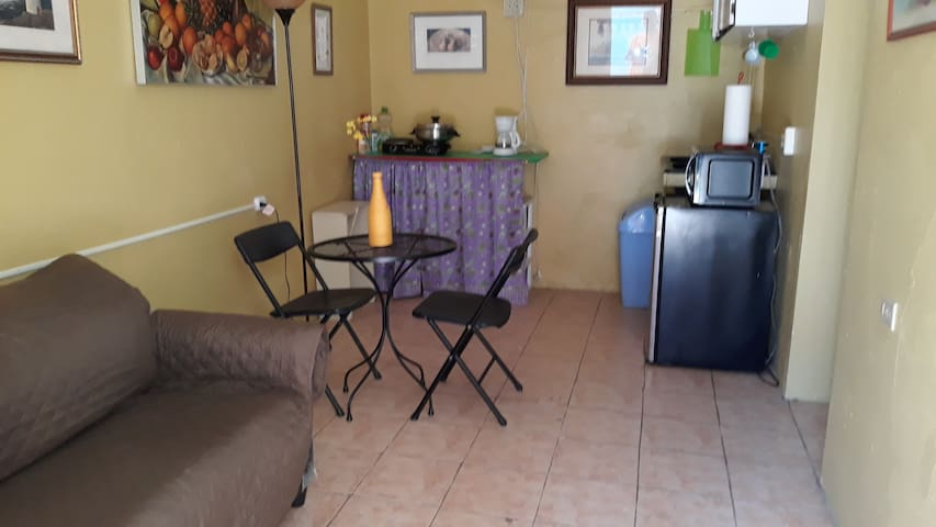 Cozy-Pvt. Apt. SanJuan ArtsDistrict-Up to 3 guests