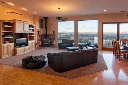 7J Ranch 2BR: Spa, Views, Seclusion - Cottonwood - House