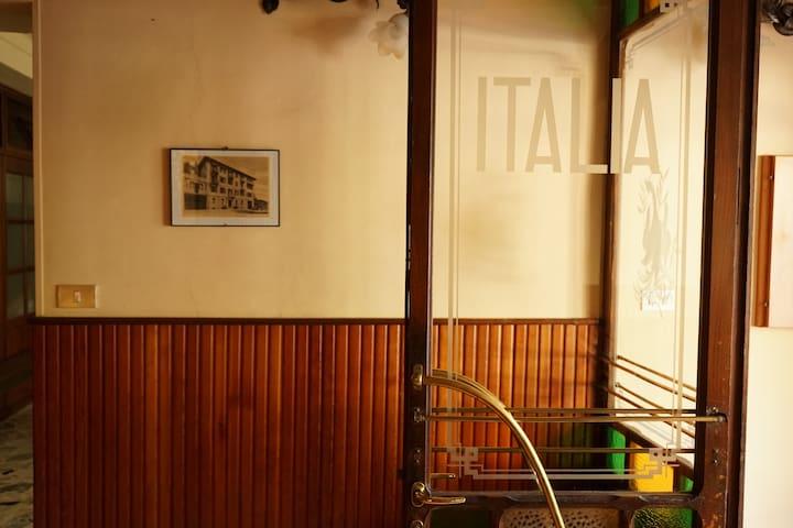 Appartamento nella Residenza Italia - Casteldelfino - Apartment
