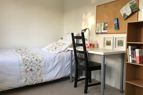Private, single room in house
