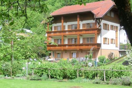 Gästehaus in Seenähe und Bergblick - Steindorf am Ossiacher See - Talo