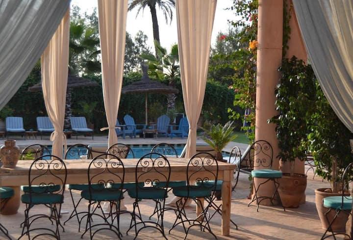 Villa Dar'Abie, avec vue imprenable sur l'ATLAS