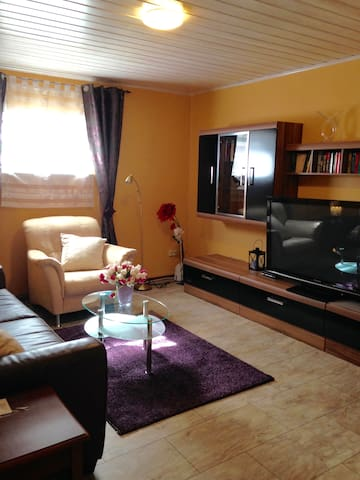 Fully furnished 1 BR apt. near Ramstein / KMC - Rodenbach - Appartamento