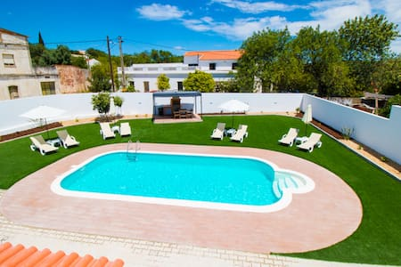Small is safe -Apartamento c/ Piscina Privada, BBQ