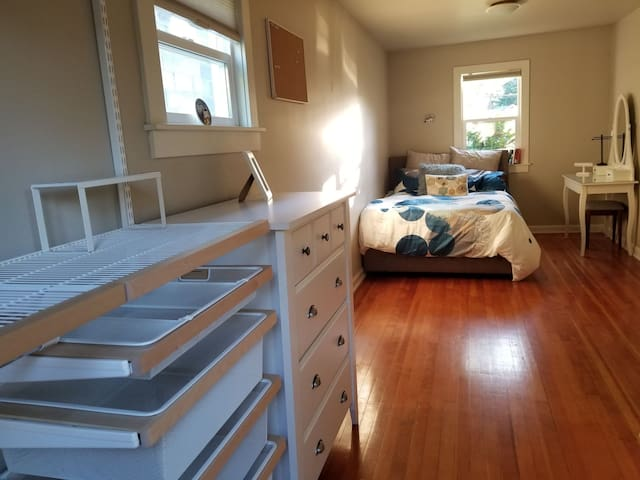 Private space in Northgate-15min from downtown