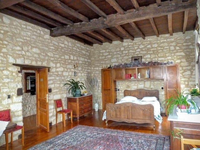Chateau du Village Maison les Beaux Arts - Mouzay - Slot