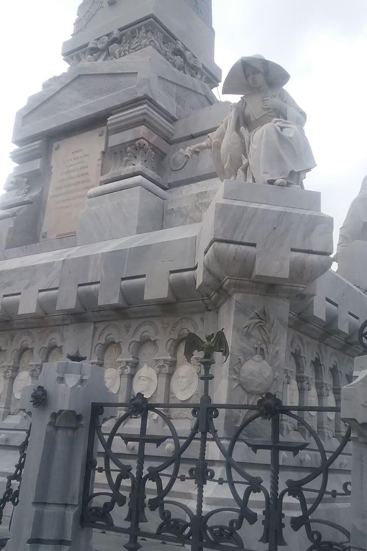 Christopher Columbus Cementery