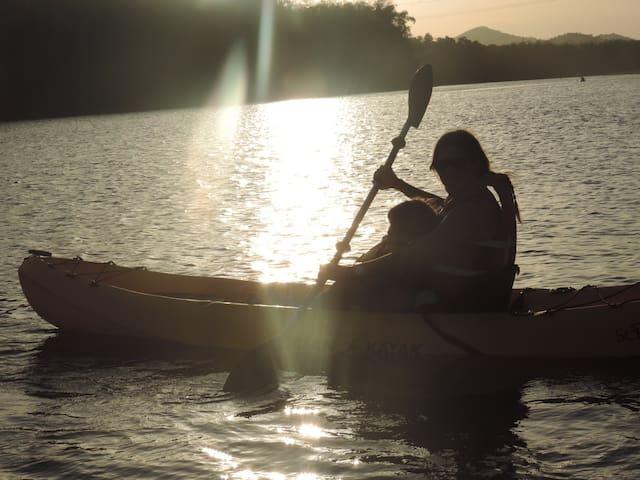 Paddle Paradise PR - Gurabo - Telt