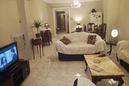 2 bedrooms apt in the heart of Zamalek Island