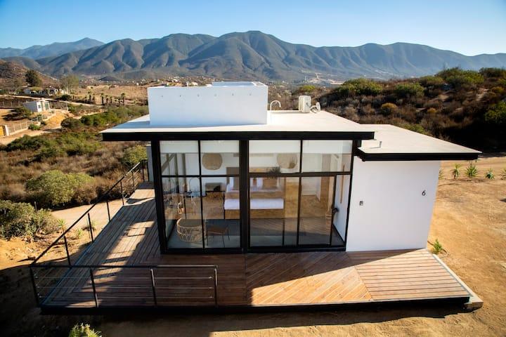 ALO Valle de Guadalupe Suite 6