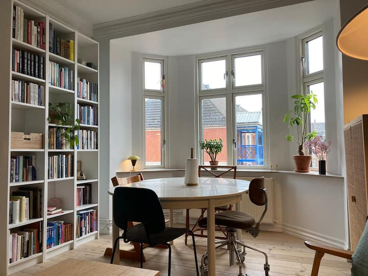 Cozy apartment in wonderful Nørrebro