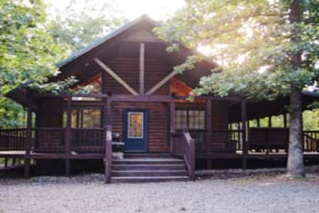 Gredock Cabin - Broken Bow - Hus