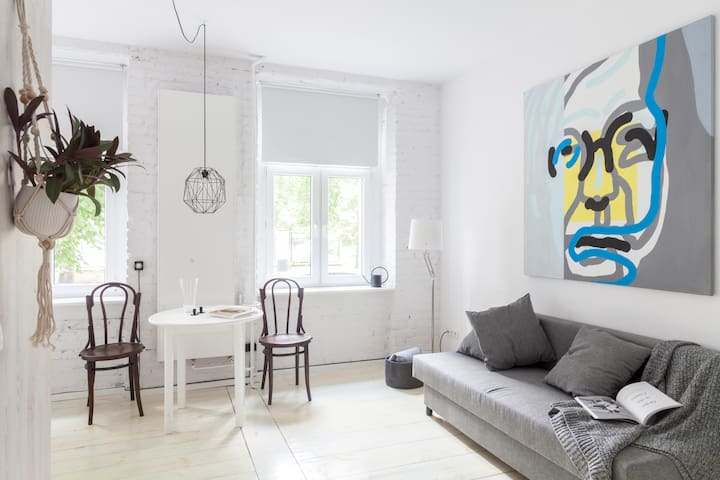 Apartament Zacisze-23a