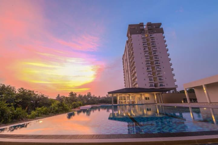 """Ver Oceano"" 3 Bedroom Apartment in Galle"