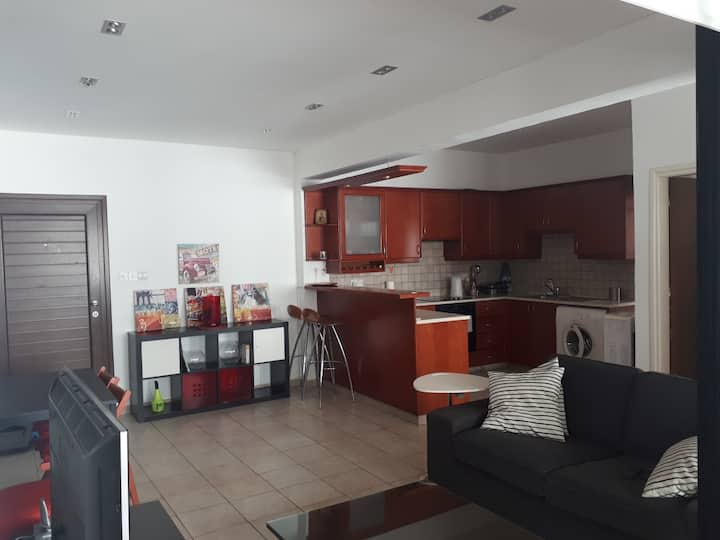 5 star spacious flat in the center of Nicosia