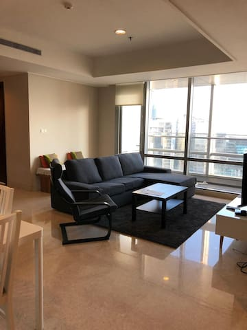 Luxury Apartment Ascott Kuningan Jakarta 3BR