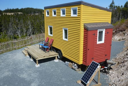 Live Large in this Tiny House with an Ocean View!!