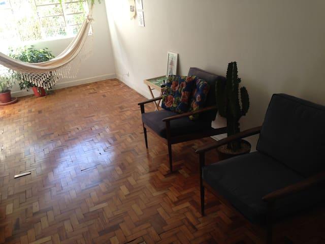 cozy apartment near subway station - São Paulo - Byt