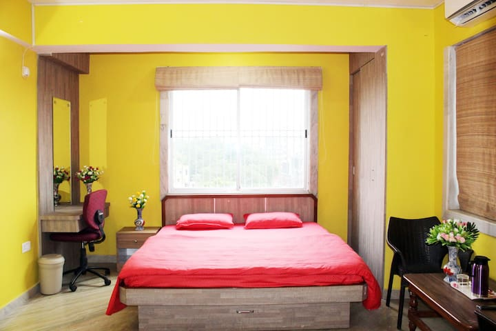 Sikaria Homes Ranchi (12 rooms, 5th Floor)