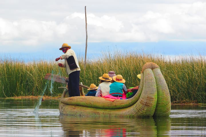Titicaca Paradise Lodge