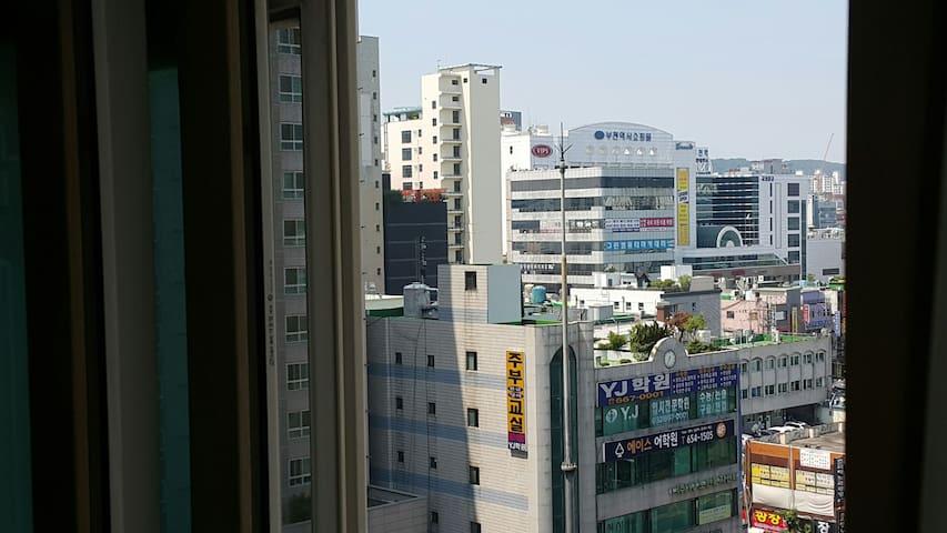 HyeonBi House~부천역 북부쪽 사거리에서 걸어서5분거리의 편리한 숙소입니다