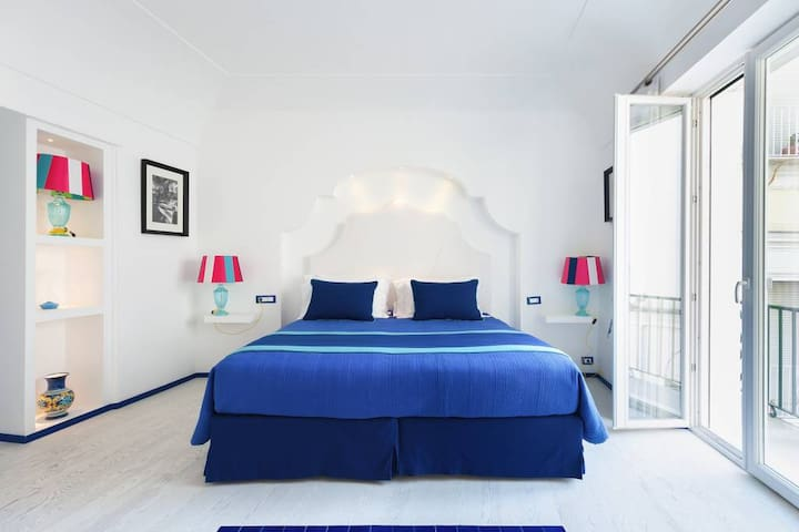 Suite Laetitia in the heart of Capri