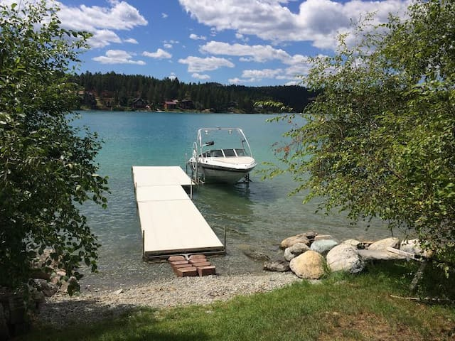 Luxury Getaway on the Lake for 2 - Kalispell - Apartemen