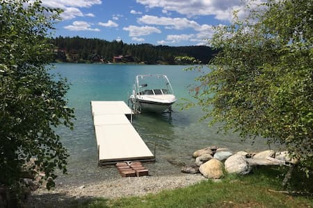 Luxury Getaway on the Lake for 2 - Kalispell