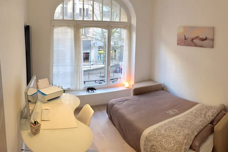 Chambre SDB Privée, Zen,Haussmannien, hypercentre - Lille - Lägenhet