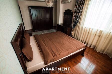 Апартаменты с панорамным видом на город