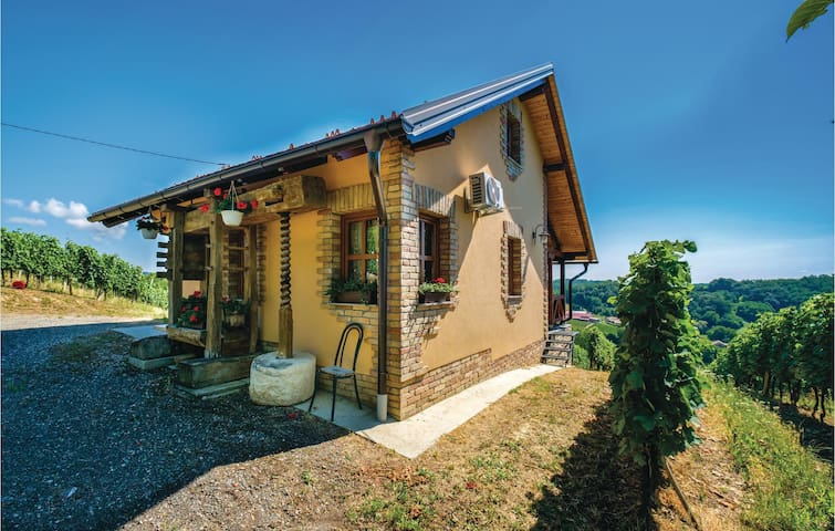 Holiday cottage with 1 bedroom on 49 m²