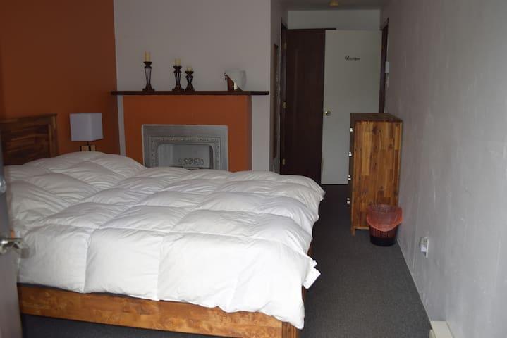Bedroom #4 Rez de Jardin