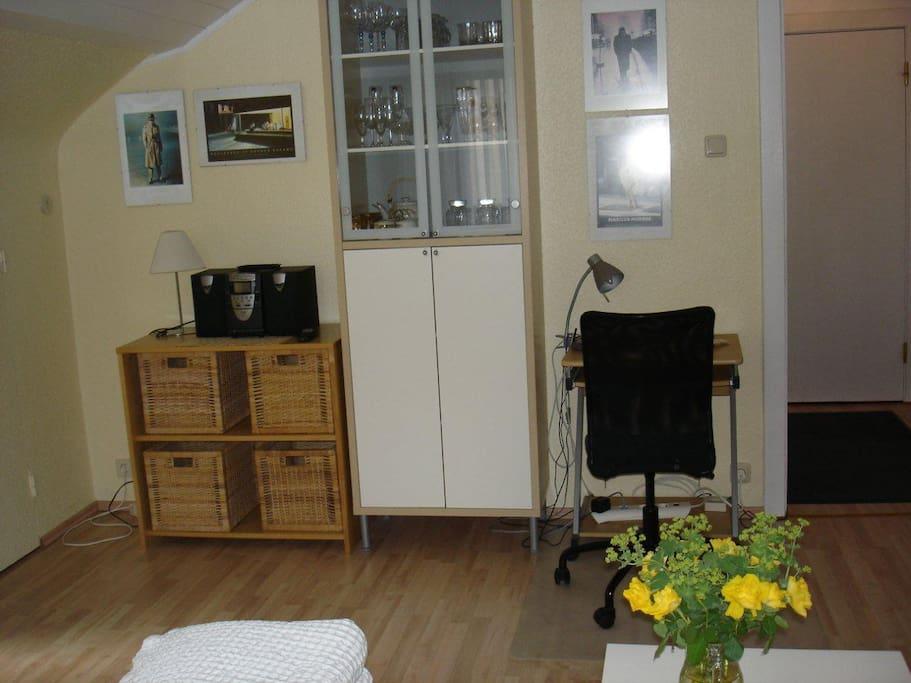 Gemütliches Wohnzimmer  Livingroom