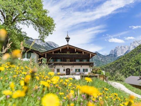 * Hidden Alpine Lodge*4 bedroom doorm*