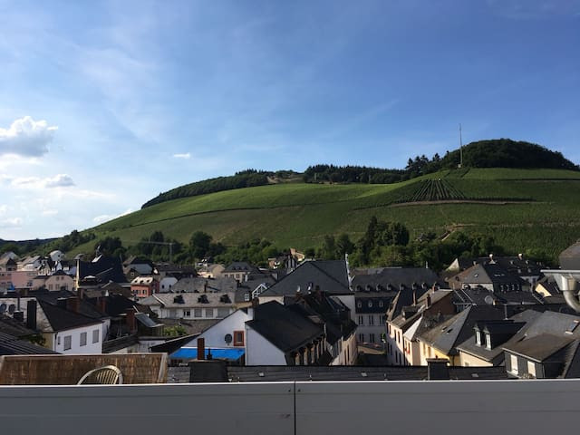 Dachgeschosswohnung Saarburg