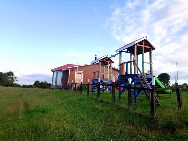 Cabaña Rustica Río  Huicha
