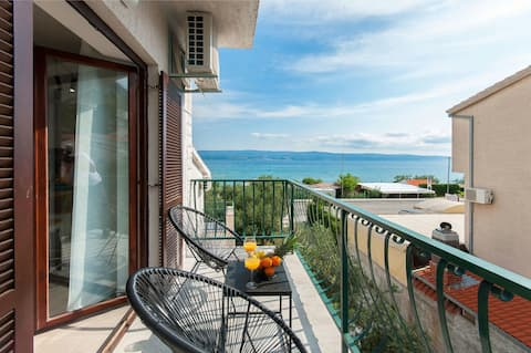 New modern apartman  AN & BE  20m from sea