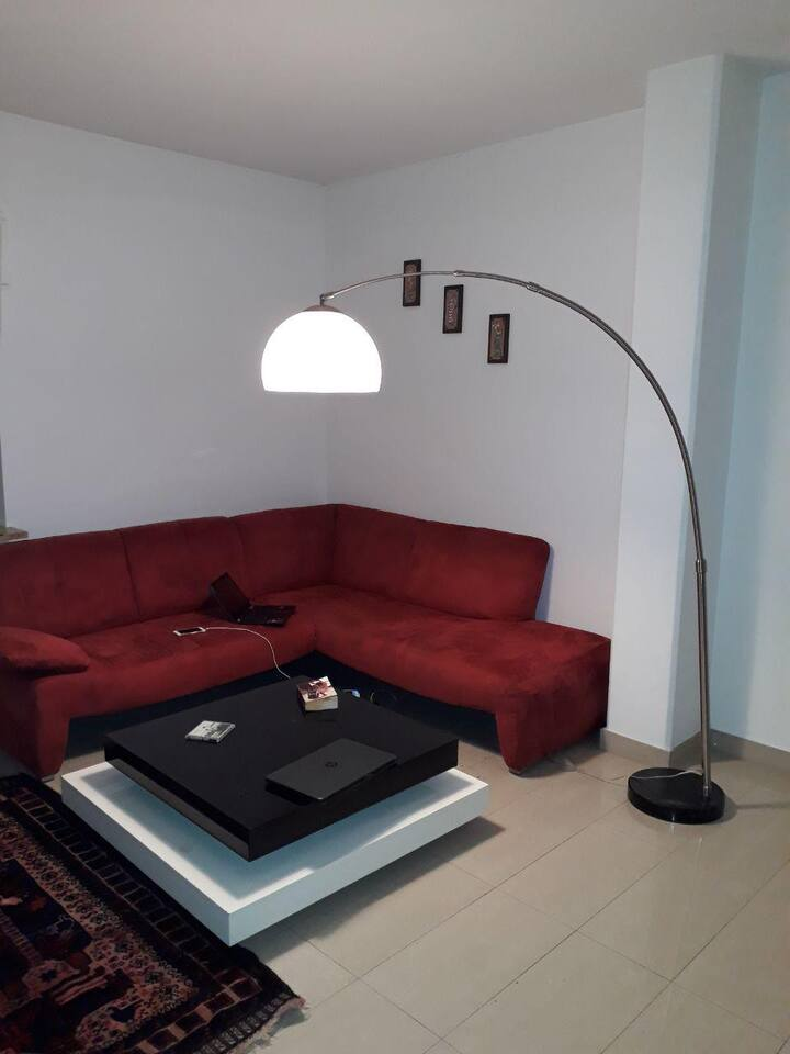 Cosy and spacious apartment in center of Diekirsch