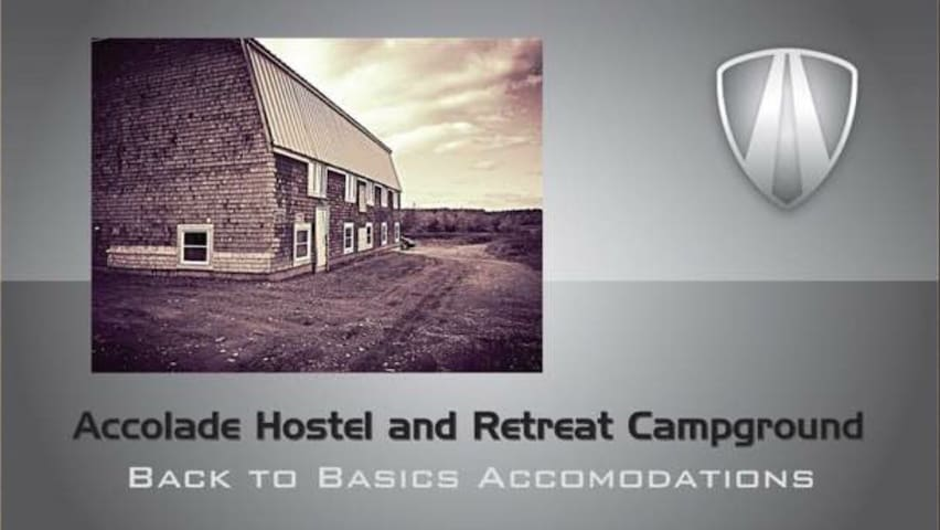 Accolade Hostel Retreat Campground (Room 2, Bed B)