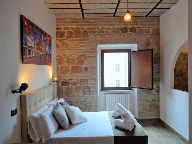 A Casa di Alessandro Jacuzzi Room