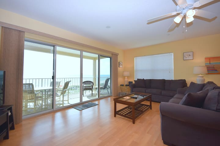 Beach Front at Ocean Side IRB corner unit