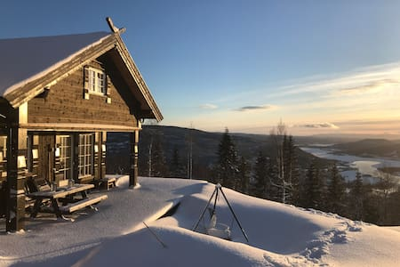 """Norefjell, Norehammaren """"Cabin Hammartoppen"""""""