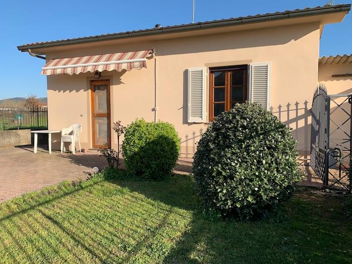 Casa singola nel cuore della Toscana