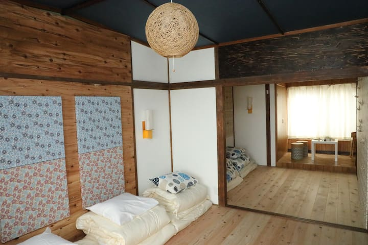 G07☆Airbnb feature☆Private Big house☆Higashi Osaka