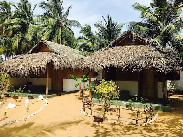 Sun Wind Beach Kalpitiya - Cabana 2 - Kalpitiya