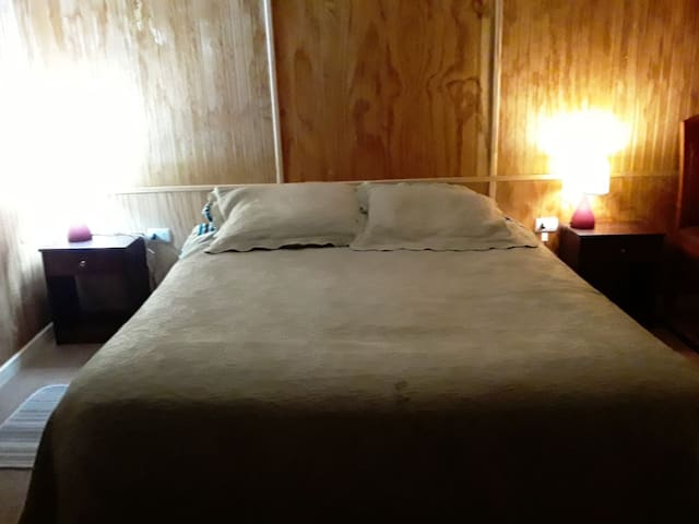 Habitacion cama doble - baño privado