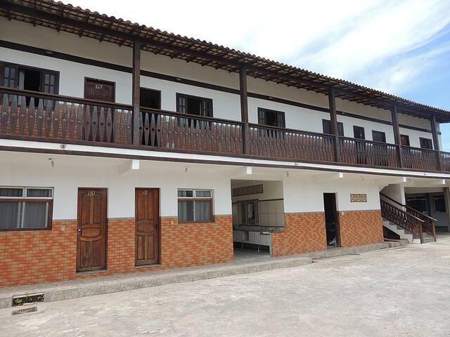 Suítes no Hotel Itália - Itaguaí - Appartement