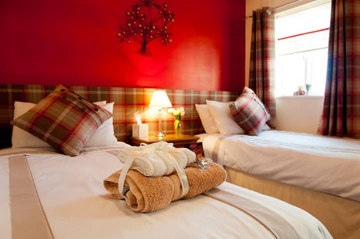 Primrose cottage B&B Tebay, Room2
