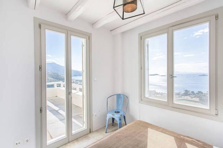 Andros sea view villa - Κυκλαδες - Maison